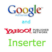Adsense and YPN Inserter