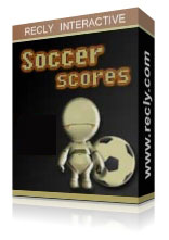 Recly! Soccer Scores